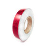 """1"""" x150' Cherry Red Sequin Tape - Hula Hoop Tape"""
