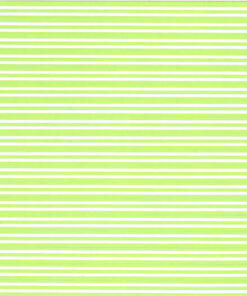 Light green stripes on white