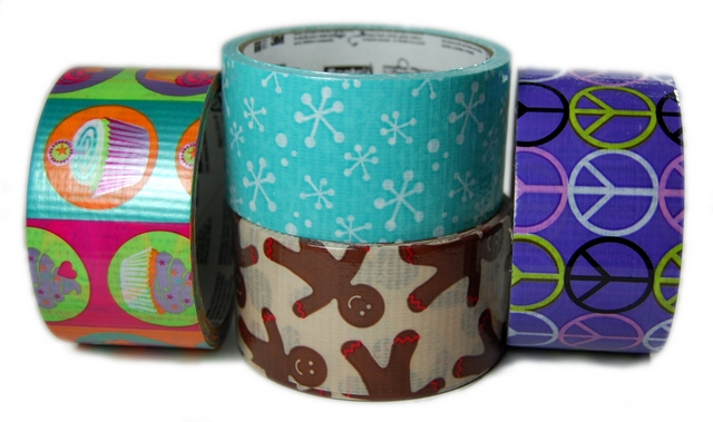 Duct Tape Patterns (Duck Scotch)